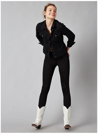 Koton Koton Carmen Skinny Pantolon Siyah